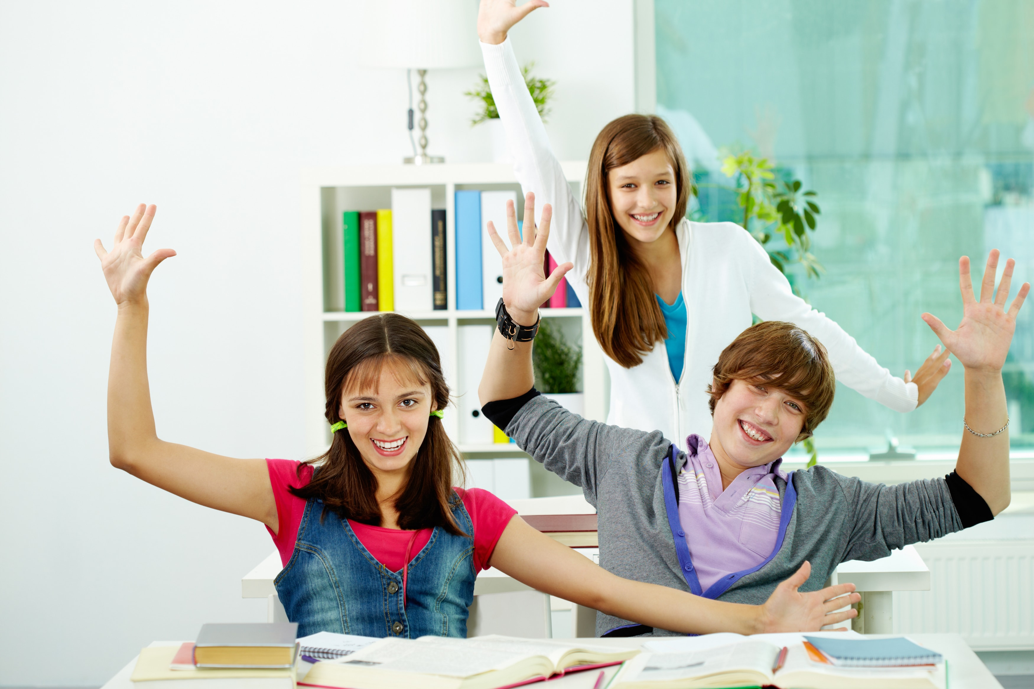 Seven Surefire Ways to Relate Classroom Material to the Student's World