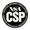 Certified Speaking Professional, National Speakers Association