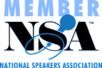Member, National Speakers Association (NSA)