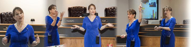 Browse Susan's keynotes, seminars, and consulting programs!