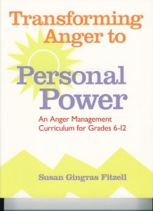 Curriculum for Anger Management for Teens