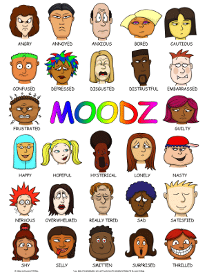 Free Moodz Poster Free Gift And Our Free Newsletter With