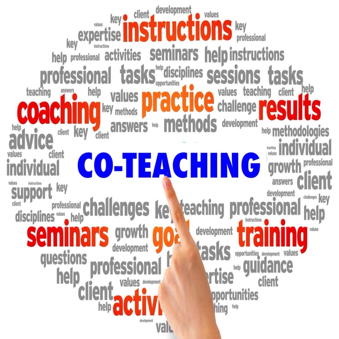 Co-teaching Coaching, Seminars, Workshops, and Conference Sessions