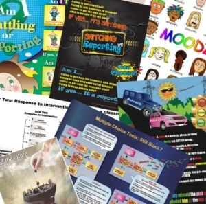 Posters and poster bundles to support learning in your classrooms