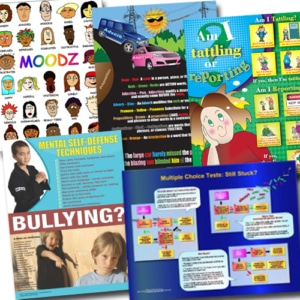 Classroom Poster Bundle for K-8 Classrooms