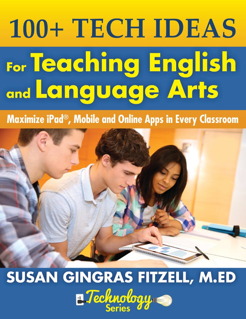 Teaching strategies for using technology in the English or language arts classroom