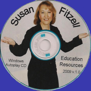 Susan Fitzell's Resource CD
