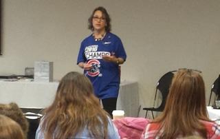 Susan Presenting