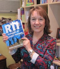 RTI for Secondary Teachers, Corwin Press