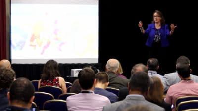 Conference presentation in Phoenix