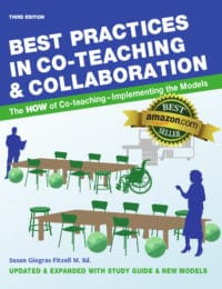 Teaching strategies for co-teachers