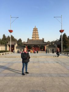 Susan Fitzell visits Chinese schools