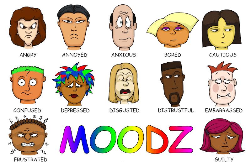 moodz poster for anger management