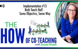 co-teaching model